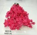Plastic Artificial Flower Bushes, For Gifting, Decoration