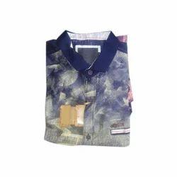 Cotton Printed Modern Designer Shirt