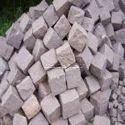 Manga Pink Granite Cobbles