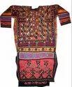 Embroidery Vintage India Pakistan Dresses Handmade