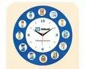 Promotional Logo Wall Clock