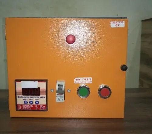 Dry Run Panel Board Single Phase