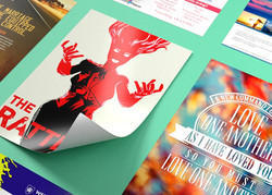 Paper Poster Printing Service