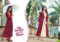 Georgette Printed Party Wear Kurti
