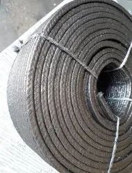 Graphite Cotton Packing Rope