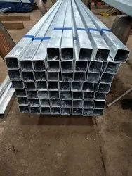 Asian, Apollo Galvanized Iron GI Square Pipe