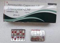 Amoxytor 250 mg (Amoxycillin Capsules)