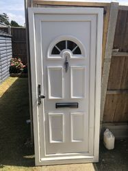 UPVC Doors in Jodhpur, Rajasthan | Get Latest Price from Suppliers on