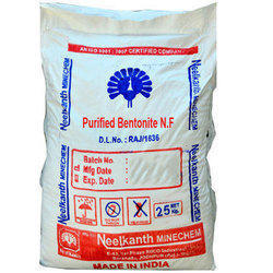 Purified Bentonite Powder NF
