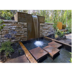 Natural Water Fall, For Outdoor