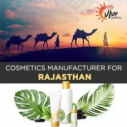 Cosmetics Manufacturer for Rajasthan