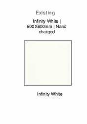 Infinity White Tiles