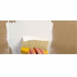 White Faircoat Wall Coat Super