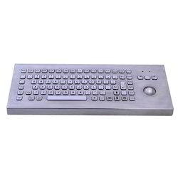 Trackball Keyboard