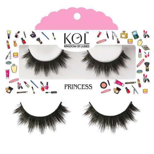 9b888becce6 Princess Eye Lashes, For Personal, Rs 599 /pair, The Beauty Box ...