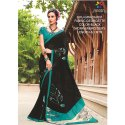 Rachna Georgette Embroidery Work Grazia Saree For Women