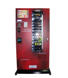 Automatic Snack Vending Machine