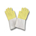 Leather Kevlar Gloves
