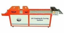 UV Curing & Coating Machine