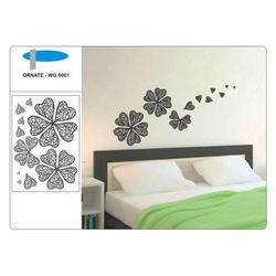 Ornate Wall Decal