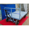 Heavy Duty Mild Steel Platform Trolley