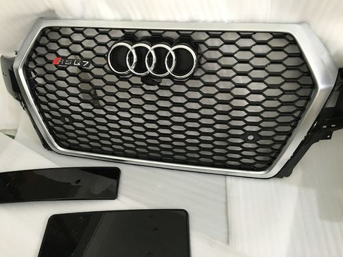 Car Front Grill - Audi Q3 RSQ3 SQ3 Style Facaelift Front Grill