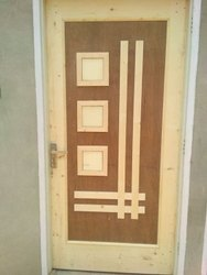 Wooden Design Door