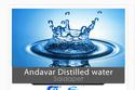 Andavar Distilled Water