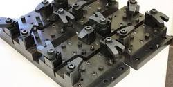 Iron Coated Machining Fixtures For VMC, HMC, For Industrial