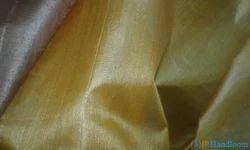Dyed Varanasi Raw Silk Fabric