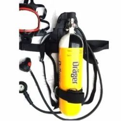 Drager Safety Net Self Contained Breathing Apparatus, 6, For Scba