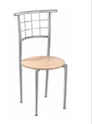 Cafe Furniture Restaurant Silver Arrow, Wooden Chair