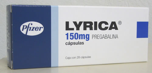 Lyrica 150mg Capsule 75mg Also Available Packaging Type Box For Personal Rs 1100 Box Id 12284283933
