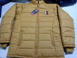 Full Sleeve Sport look Mustard Men NS HD Jacket
