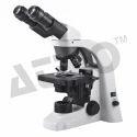白色和黑色Atico实验室显微镜