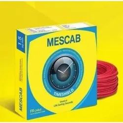 1.5Sqmm Mescab Copper Flexible Cable