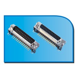 D-Sub Right Angle 107 Connector