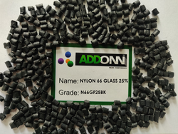 Nylon 66 Glass Compound 25% Granule