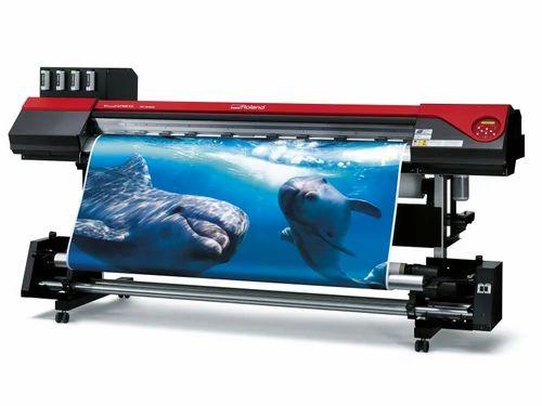 Roland Eco Solvent Machine Roland Eco Solvent Printing