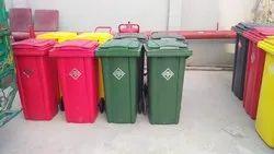 PLASTIC GARBAGE BIN