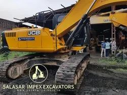 Used JCB JS-205 Excavators (2018 Model)