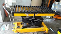 Die Loader- Roller Lift Table