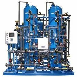 Semi Automatic Water Demineralizers Plant