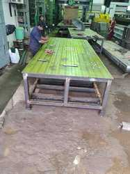 Double Column CNC VMC Machine Job Work