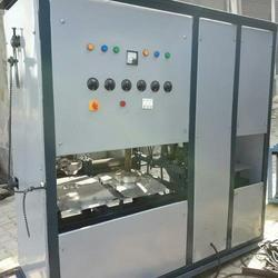 Four Die Dona Plate Making Machine