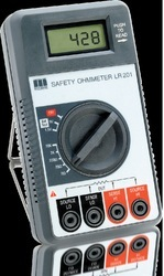 Safety OHM Meter LR 201
