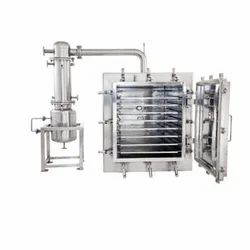 30-70 Deg C Vacuum Freeze Dryer for Industrial, Size: 2 to 100 trays