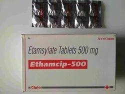 Ethamsylate-500 Tablets