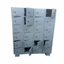 Mild Steel Metal Lockers.