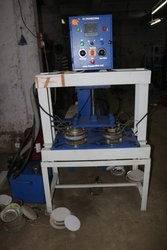 Hydraulic Double Die Paper Dish Machine